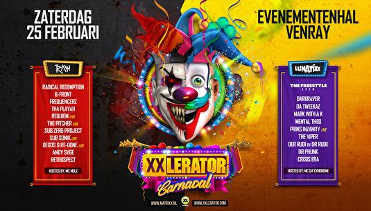 XXlerator Carnaval (flyer)