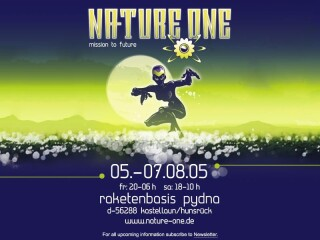 flyer Nature One