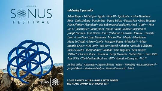 Sonus Festival (flyer)