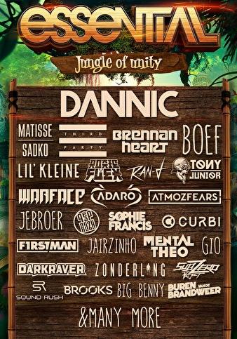 Essential Festival (flyer)