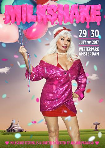 Milkshake festival (flyer)