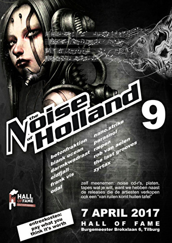 The Noise of Holland (flyer)