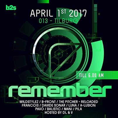 Remember (flyer)