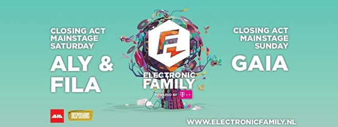 Electronic Family (flyer)