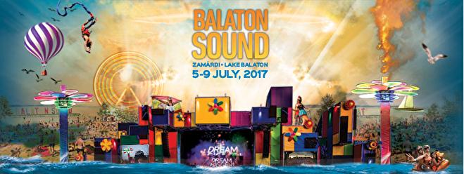 Balaton Sound (flyer)