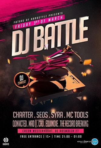 DJ Battle (flyer)
