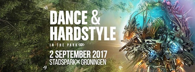 flyer Dance & Hardstyle in the Park