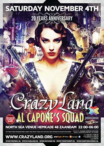 Crazyland (flyer)
