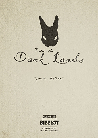 Into The Dark Lands (flyer)