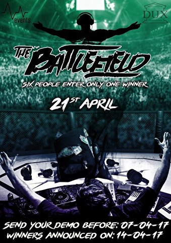 The Battlefield (flyer)