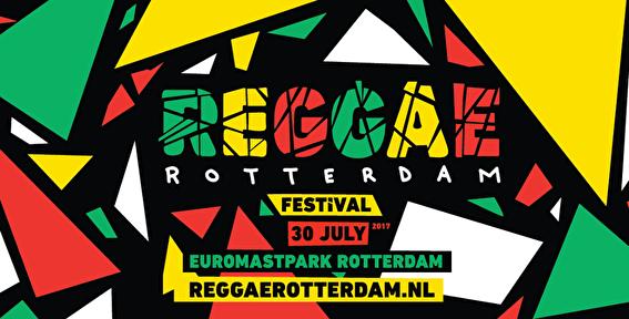 Reggae Rotterdam Festival (flyer)