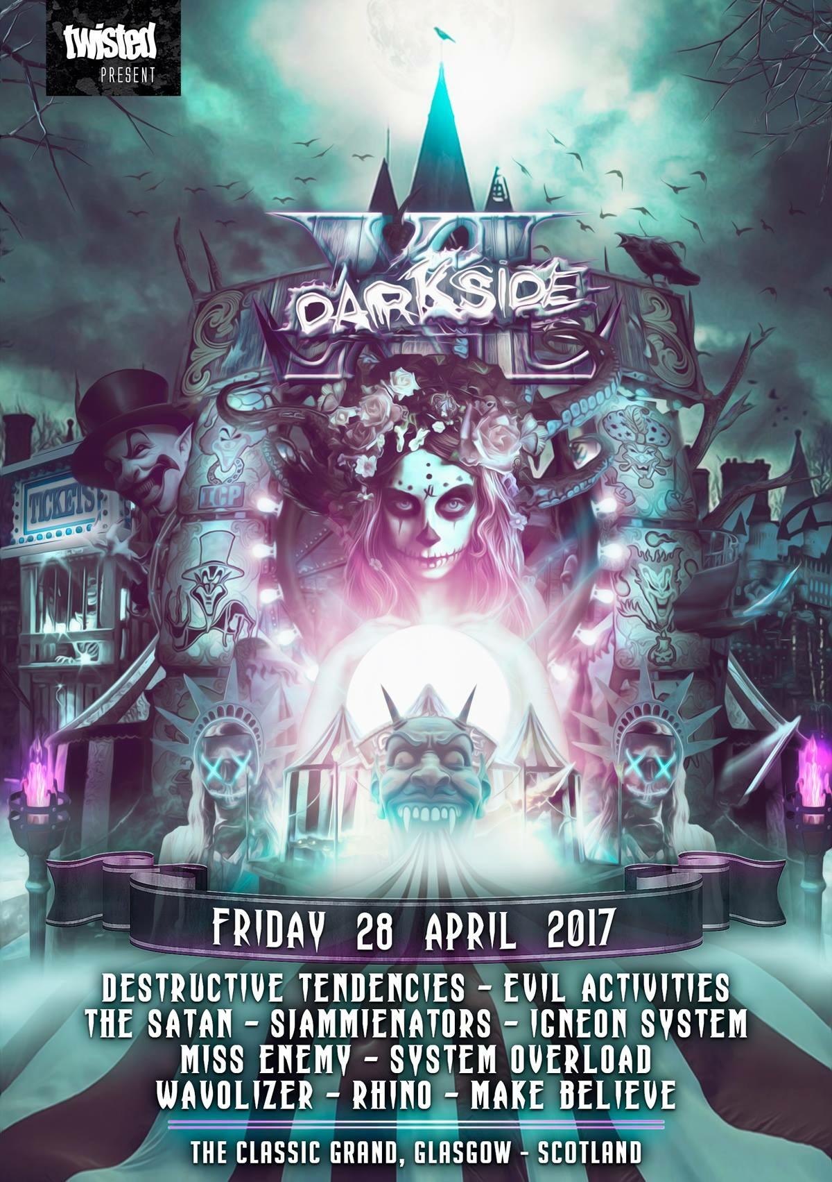 Darkside XL - Tickets, line-up & info