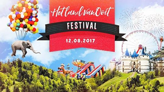 Het Land van Ooit Festival (flyer)