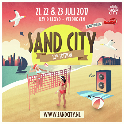 Sand City Back Where We Belong Tickets Line Up Info