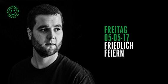 Friedlich Feiern (flyer)
