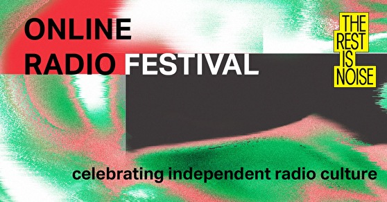 Online Radio Festival (flyer)