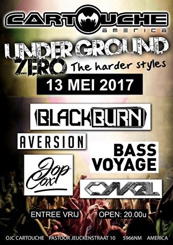 Underground Zero (flyer)