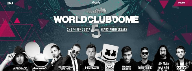 World Club Dome (flyer)