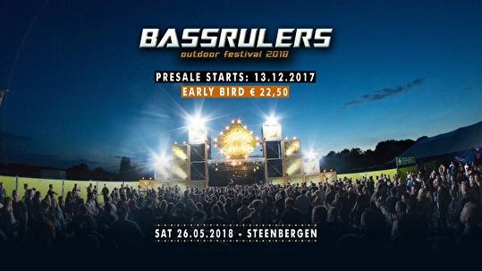Bassrulers Outdoor (flyer)