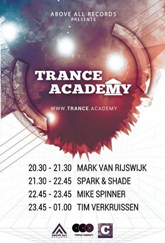 Trance Academy (flyer)
