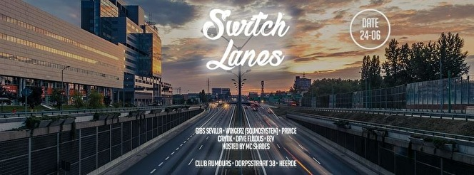 Switch Lanes (flyer)