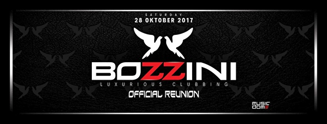 flyer Bozzini Official Reunion