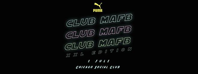 Club MAFB XXL Edition × PUMA (flyer)