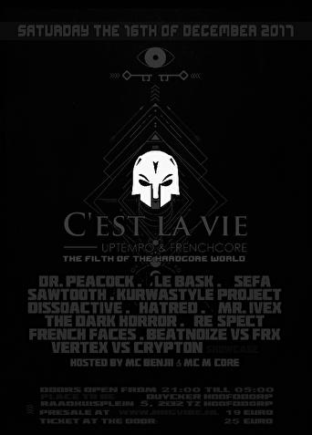 C 'est la Vie (flyer)