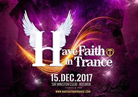 Have Faith in Trance (flyer)