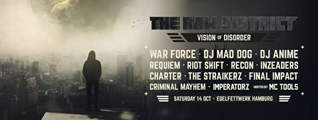 The Raw District (flyer)
