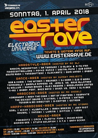 Easter Rave (flyer)