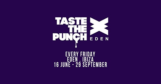 Taste The Punch (flyer)