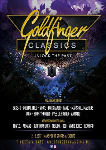 Goldfinger Classics (flyer)