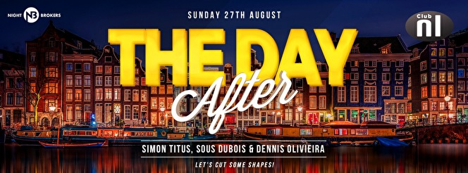 The Day After (flyer)