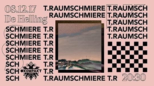 T.Raumschmiere (flyer)