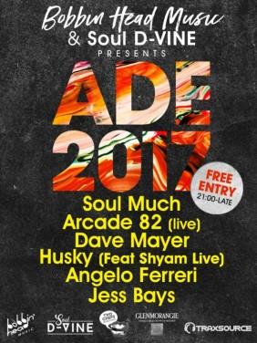 Bobbin Head Music & Soul Dvine (flyer)