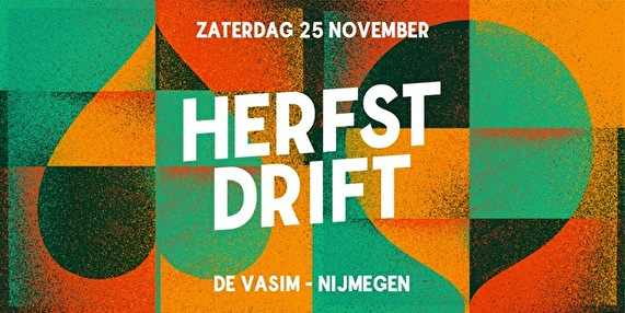 Herfstdrift Festival (flyer)