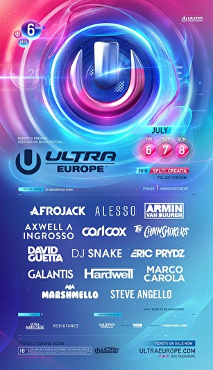 Ultra Europe (flyer)