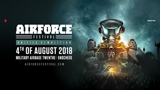 flyer AIRFORCE Festival