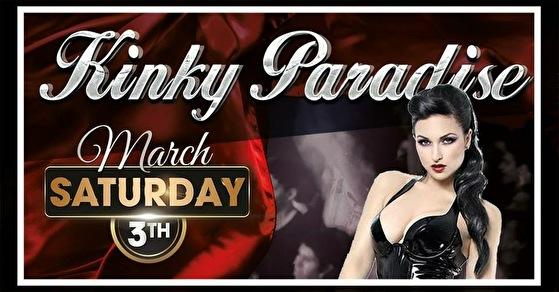 Kinky Paradise (flyer)