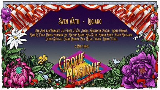 Cirque Magique (flyer)