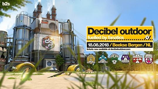 Decibel outdoor (flyer)