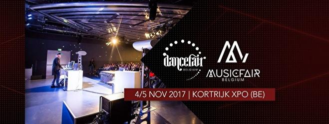 Dancefair/Musicfair (flyer)