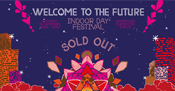 Welcome to the Future (flyer)