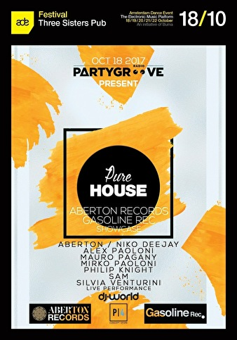 Pure House (flyer)