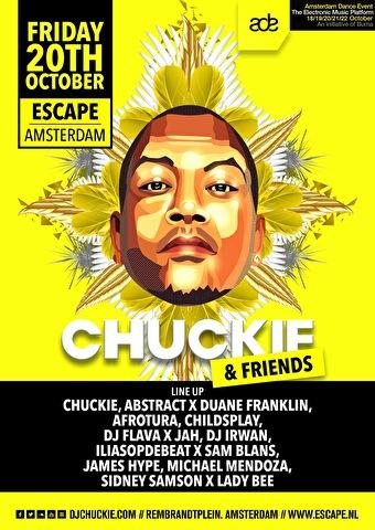 Chuckie & Friends (flyer)