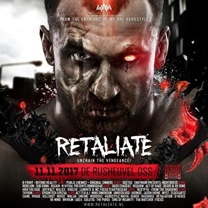 Retaliate (flyer)