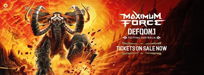 Defqon.1 Festival Australia (flyer)