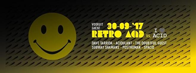 Retro Acid (flyer)