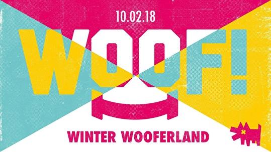 Winter Wooferland (flyer)